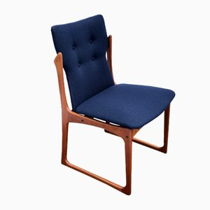 Danish Teak Dining Chairs from Vamdrup Stolefabrik, 1960s, Set of 6