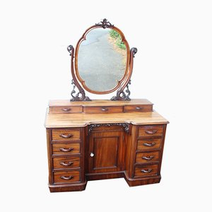 Mahogany Duchess Dressing Table Mirror Stand, 1900s