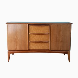 Walnut Sideboard by Tom Robertson for McIntosh, 1960s