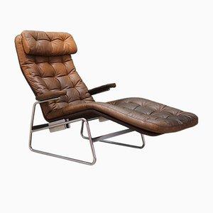 Danish Chaise Lounge, 1970s