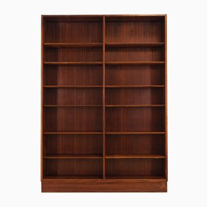 Rosewood Veneer Shelf from Hundevad & Co., 1960s