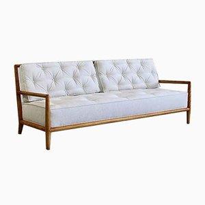 Großes Mid-Century Sofa von TH Robsjohn-Gibbings für Widdicombe, 1950er