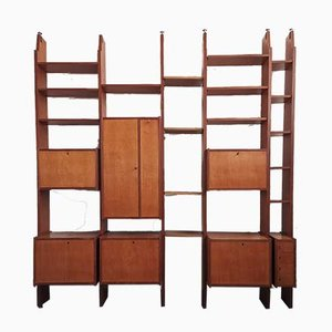 Mid-Century Wall Unit by A. Merlo Mantova