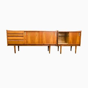 Sideboards from Bytomskie Furniture Factories, 1960s, Set of 2
