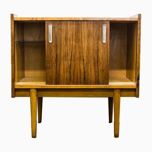Mid-Century Mini Bar Cabinet from Bytomskie Furniture Factories, 1960s