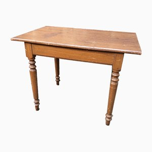 Vintage French Farm Table, 1920s