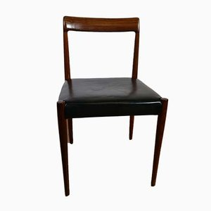 Mid-Century Rosewood Dining Chairs from Lübke, 1960s, Set of 6