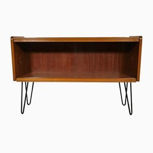 Mid-Century Walnut Sideboard with Hairpin Legs from Tepe, 1960s