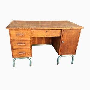 Vintage Schoolmasters Desk from Mullca, 1950s
