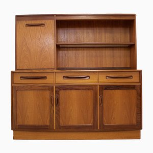Mid-Century Teak Bar Cabinet from G-Plan, 1970s