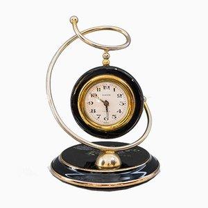 Horloge de Table en Céramique, Europa, 1970s