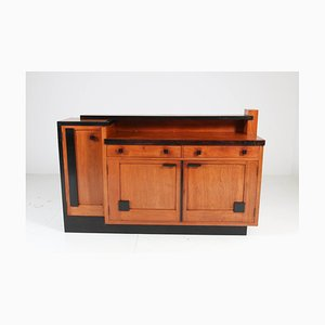 Art Deco Hague School Sideboard from Toko v/d Pol, 1920s