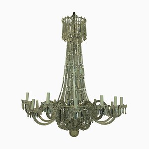 Antique Regency Cascade Chandelier