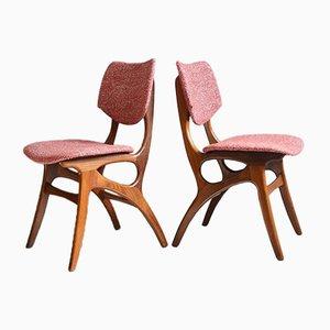 Vintage Esszimmerstühle von Pynock, 1960er, 6er Set