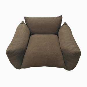 Vintage Sofa & Armchair from Arflex, Set of 2