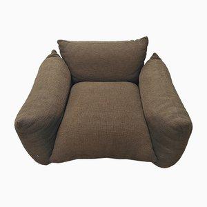 Vintage Sofa & Sessel von Arflex, 2er Set