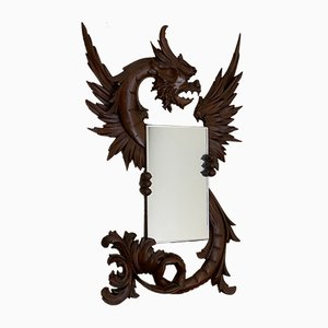 Antique Dragon Mirror from Gabriel Viardot