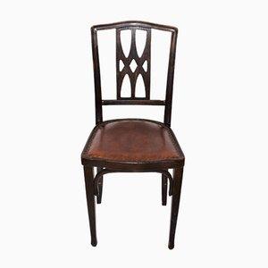 Modell 333 Sessel von Josef Hoffmann für Jacob & Josef Kohn, Wien, 1901