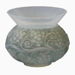 Opaline Model Fontainebleau Vase from René Lalique, 1930s