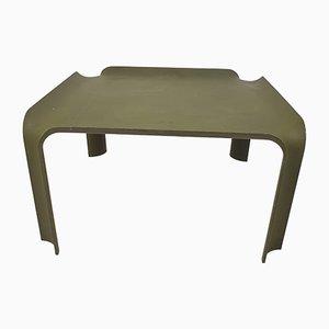 Kleiner Modell 877 Tisch von Pierre Paulin für Artifort, 1960er