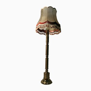 Brass Floor Lamp, 1970s
