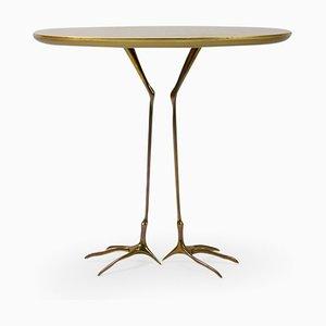 Tavolino Traccia di Méret Oppenheim per Simon Design, anni '70