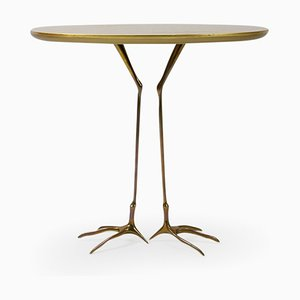Traccia Side Table by Méret Oppenheim for Simon Design, 1970s