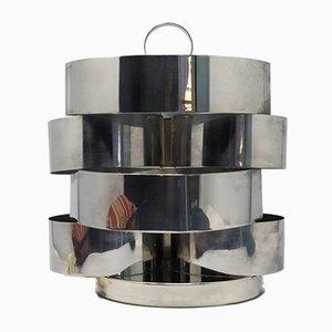 Skulpturale Space Age Tischlampe von Sauze Max für Sciolari, 1970er