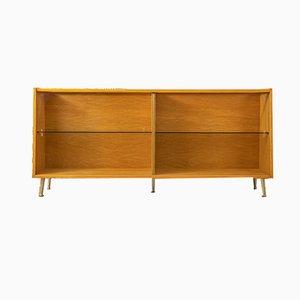 Sideboard mit Eschenholz Furnier, 1950er