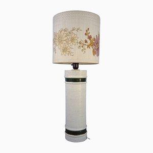 Lampe de Bureau Modèle B-059 avec Socle en Céramique Bitossi de Bergboms, 1970s