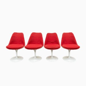 Chairs by Sarinen for Knoll Inc. / Knoll International, 1960s, Set of 4