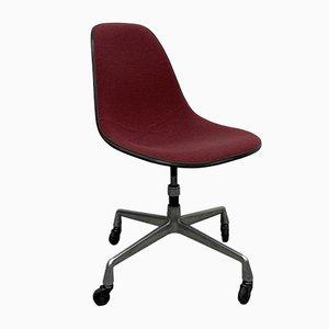 Vintage Fiberglas PSC Stuhl von Charles & Ray Eames für Herman Miller