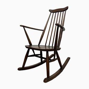 Rocking Chair Mid-Century de Ercol, 1960s