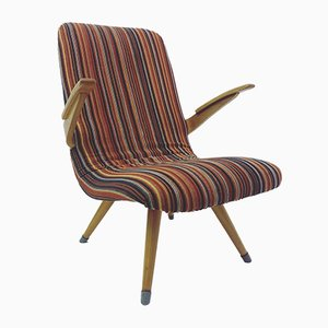 Dutch Lounge Chair by C van Os for Culemborg, 1950s
