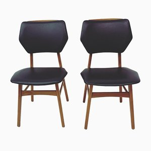 Vintage Skai Dining Chairs, 1960s, Set of 2