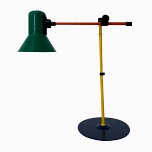 Postmoderne Schreibtischlampe von Veneta Lumi, Italien, 1980er