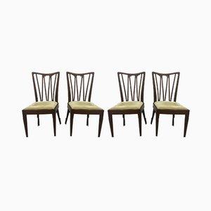 Vintage Esszimmerstühle von AA Patijn, 1950er, 4er Set