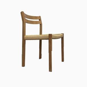 Vintage Danish Model 401 Dining Chairs by Jørgen H. Møller, Set of 6