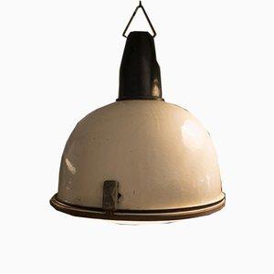 Ukrainische Anja II Emaille Lampe, 1970er