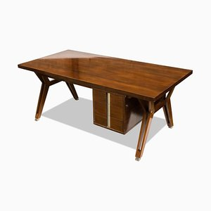 Executive Desk by Ico Pariso for MIM, Italy, 1950s