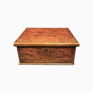 Swedish Painted Chest, 1850s