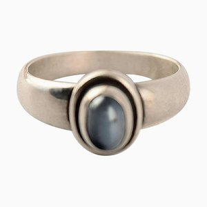 Ring of Sterling Silver from Georg Jensen