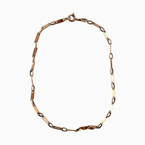 14 Karat Gold Bracelet in Modern Design, 1960s