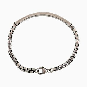 New York Modern Bracelet in Sterling Silver from Tiffany & Co, 1960s