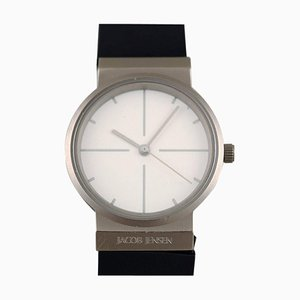 Lady Watch en caja de titanio de Jacob Jensen