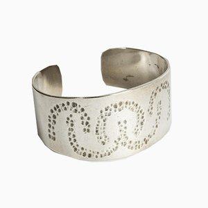 Silbernes Armband von Atelier Borgila, 1977