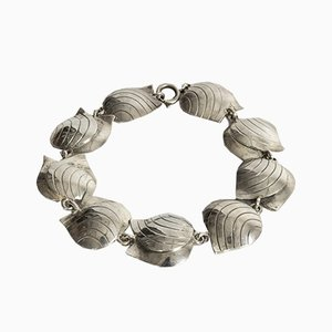 Silver Bracelet by Sigurd Persson for Stigbert, 1951