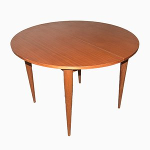 Ausziehbarer skandinavischer Mid-Century Tisch, 1960er