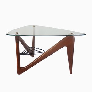Coffee Table by G Vacher, 1950s