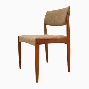 Teak Esszimmerstühle von Bramin, 1960er, 4er Set